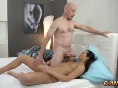 Daddy caught me Hot fuck-a-thon after a super-steamy bath