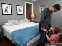 Step mom blackmails ally's daughter Dolly Little is in need of some