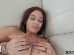 Milf rides big cock Ryder Skye in Stepmother Sex Sessions