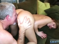 Mom and associate's associate's daughter creampie Her tongue greets a