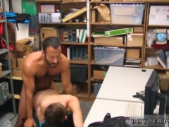 Police fetish gay porn and mature cop gets blow job from young boy 19
