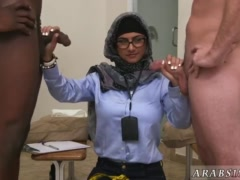 Hot arab mom and dick Black vs White, My Ultimate Dick Challenge.