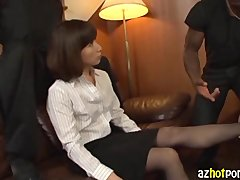 AzHotPorn.com - 47 Years Hot MILF Huge Black