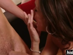 Michelle Lay seduces her son's friend